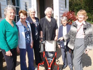 Members with rollator