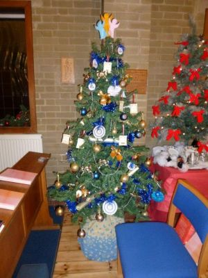 Christmas Tree Festival 2018 Inner Wheel tree