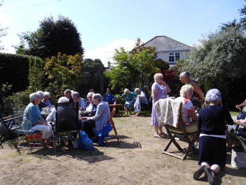 Coffee Morning Ringwould August 2018 4
