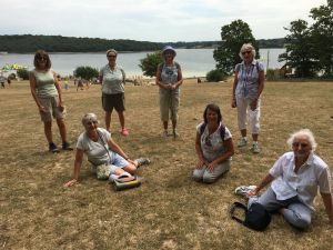 DC Christine at Bewl Water Challenge 88 with Tunbridge Wells
