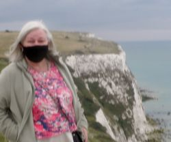 DC Sheila On the White Cliffs