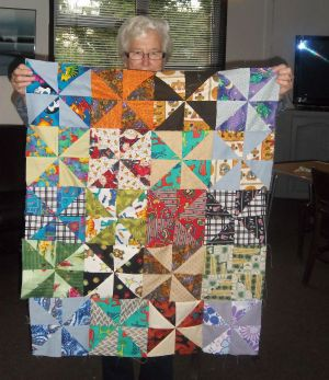 Faversham Quilting Day 3