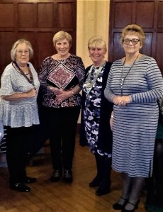 Margaret, Janet, Eileen and Ruth