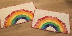 Quilted Rainbows