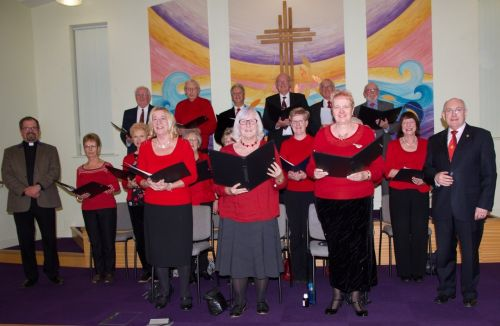 Joint Thanet Rotary and Inner Wheel Choir 2017