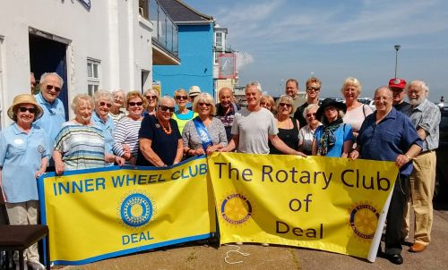 Rotary and Inner Wheel Sponsored Walk