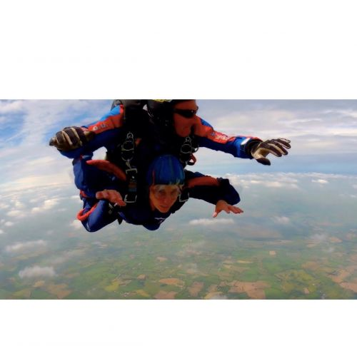 Skydive for Alzheimer Research Uk